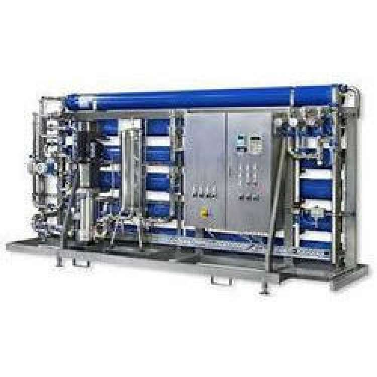Industrial Reverse Osmosis Water Plant