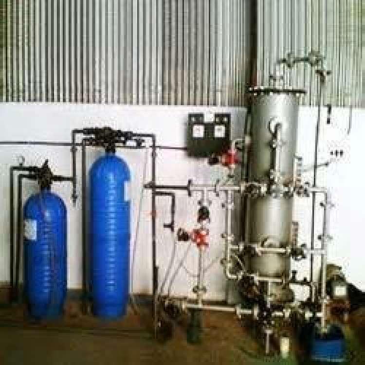 Demineralisation Water Plants