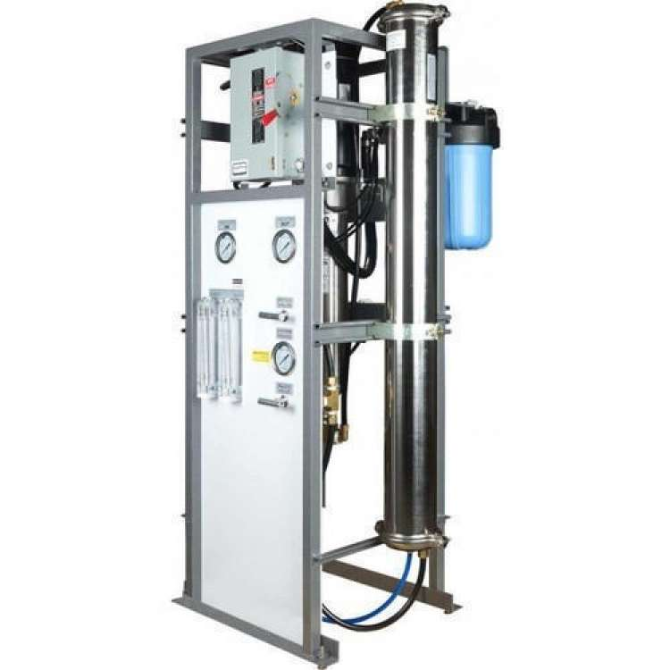 250 LPH RO Water System