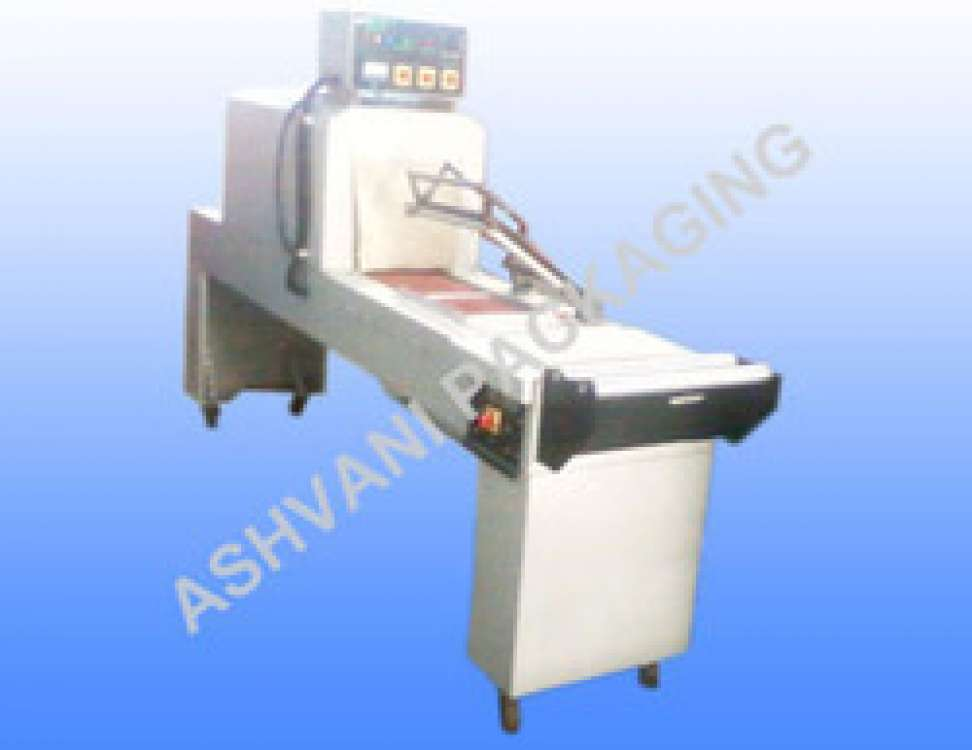Shrink Wrapping Machine for Pharmaceuticals