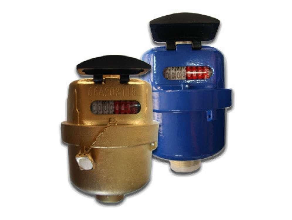 Rotary Piston Water Meter