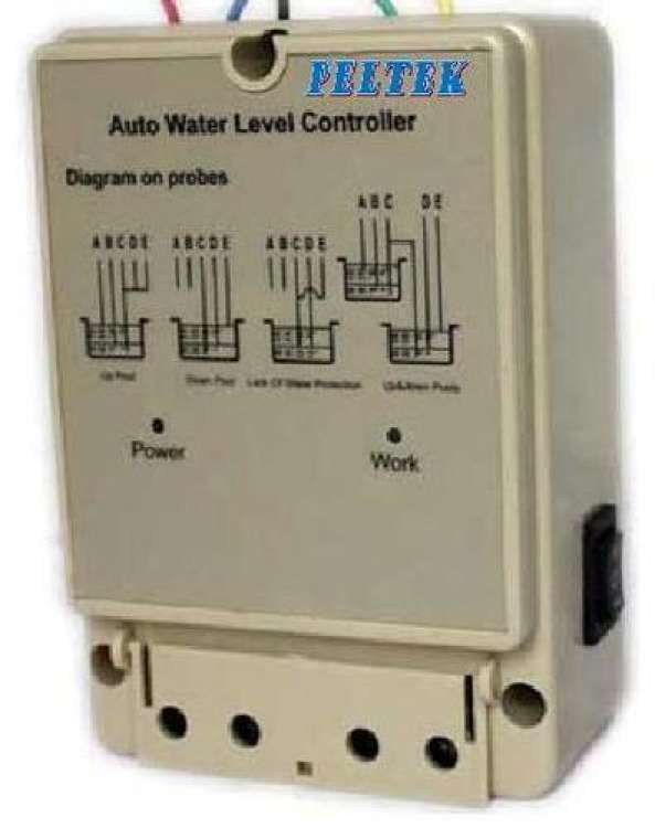 Fully Automatic Water Pump Controller