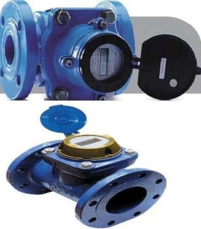 Digital - Electronic Woltman Water Meter