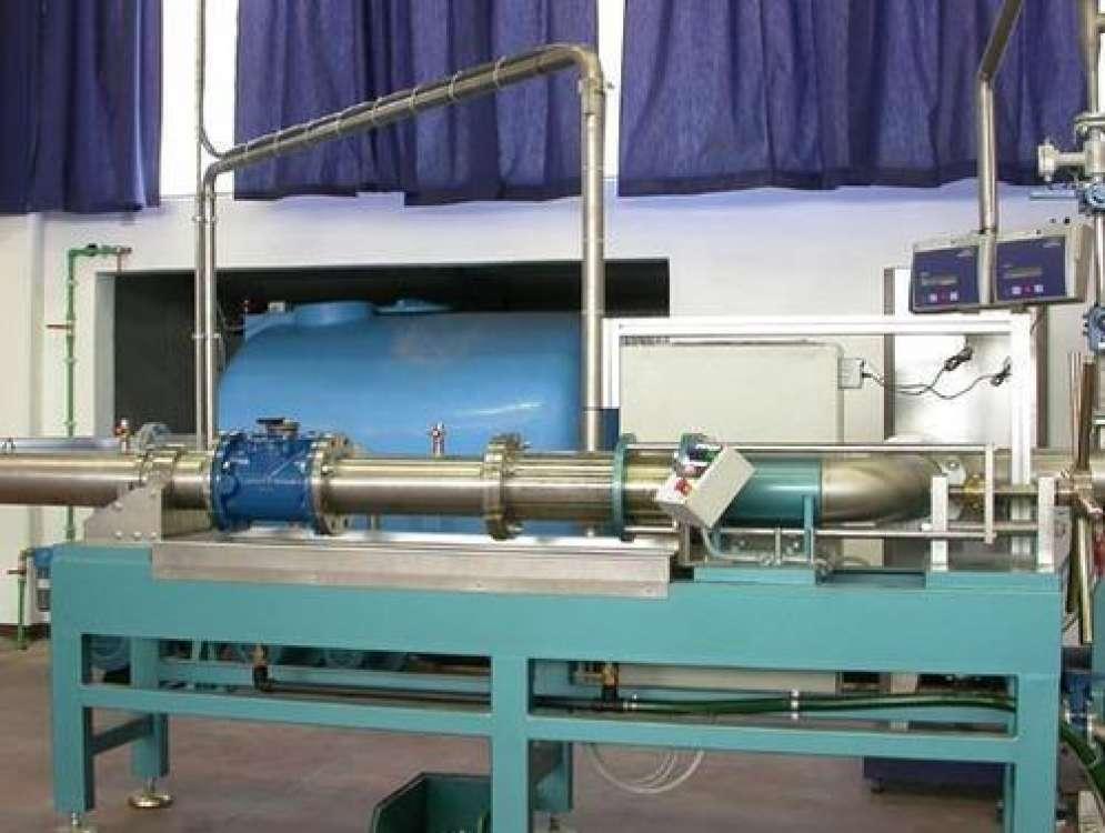 Flow Meter Test Bench