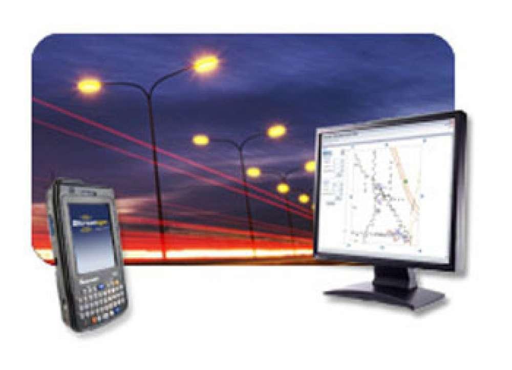 GPRS GSM Street Light Controller