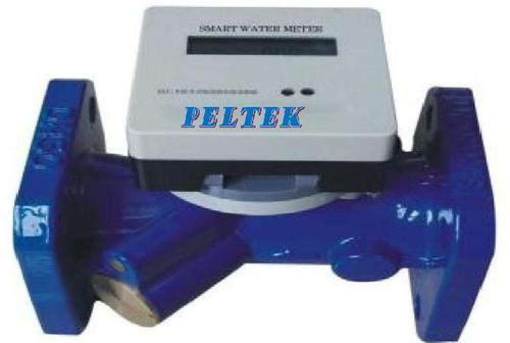 Ultrasonic Water Meter ( Battery Operated)