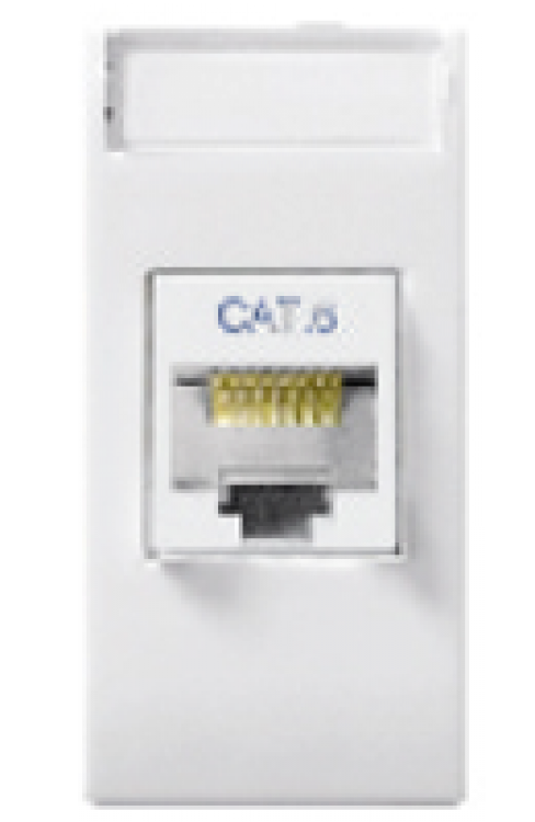 RJ 45 Information Outlet Cat 5e
