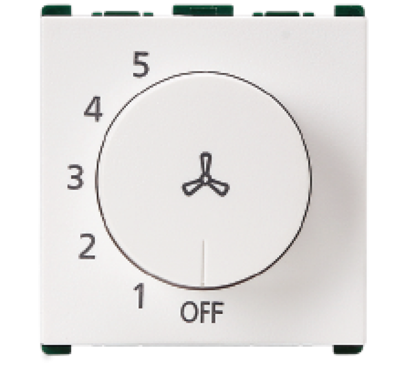 2 Module Fan Regulator