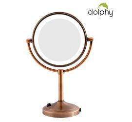 LED Tabletop Shaving Mirror