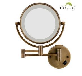 LED Magnifying Shaving Mirror