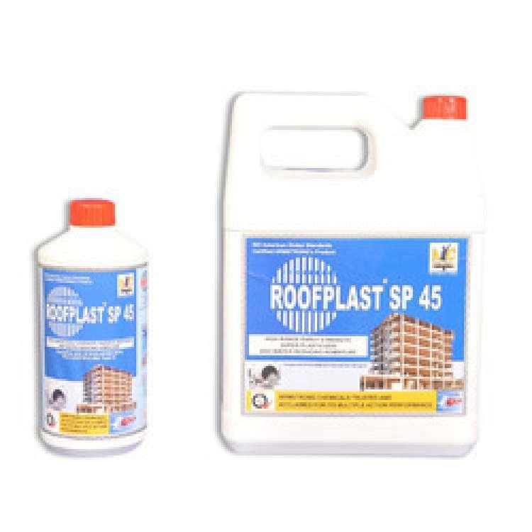 Concrete Super Plasticizer Water Reducer