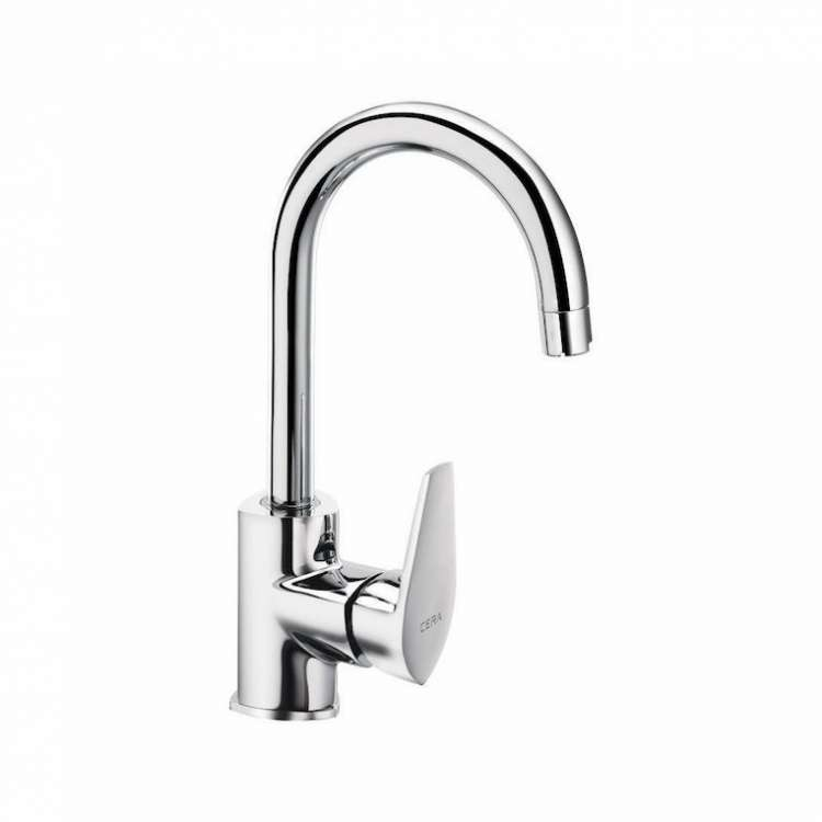 Single lever sink mixer (table mounted)