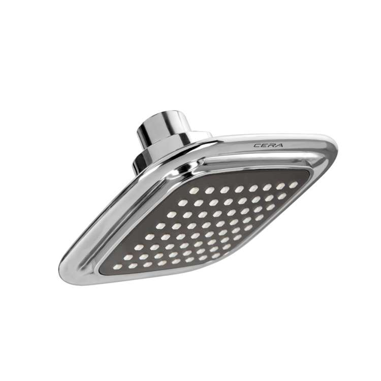 Overhead shower without arm