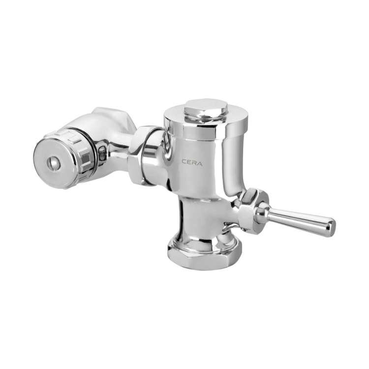 Flush valve exposed type