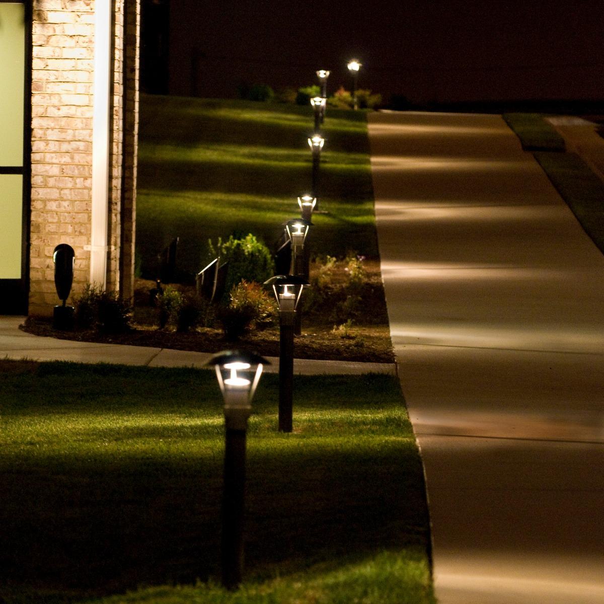Bollard Outdoor Light