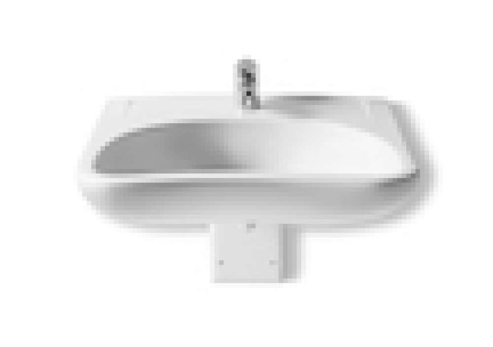 Wall hung basins