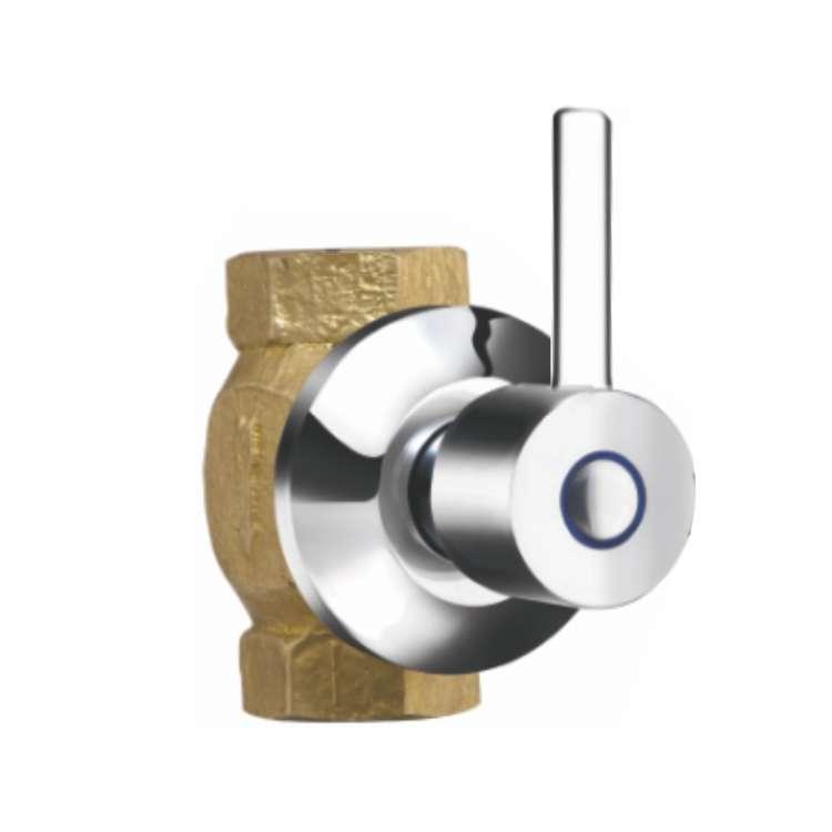 Flush cock lever type