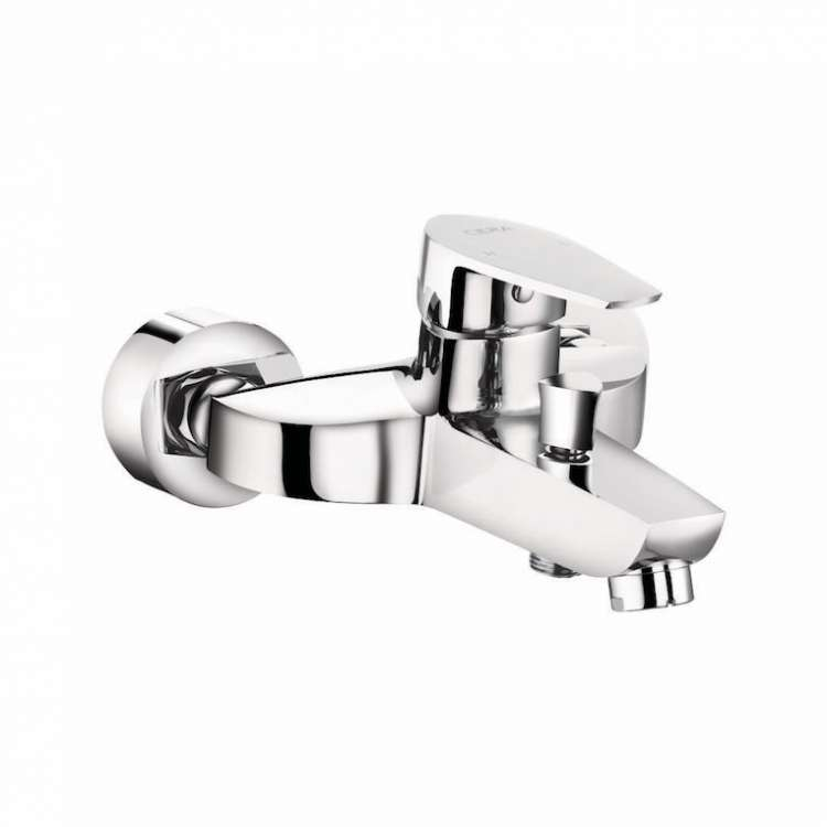 Single lever wall mixer (2-in-1)