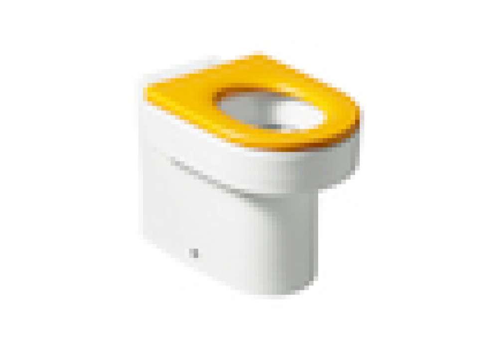 Single Floorstanding Toilet