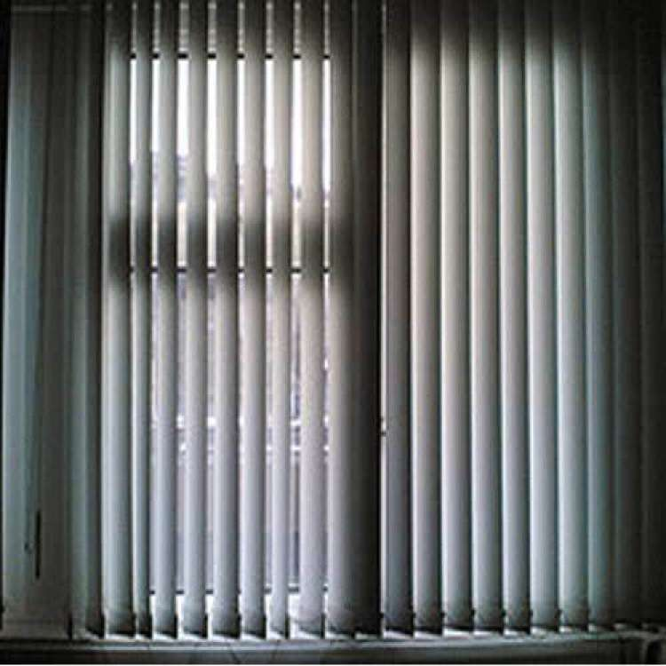 Vertical Louverline Blinds