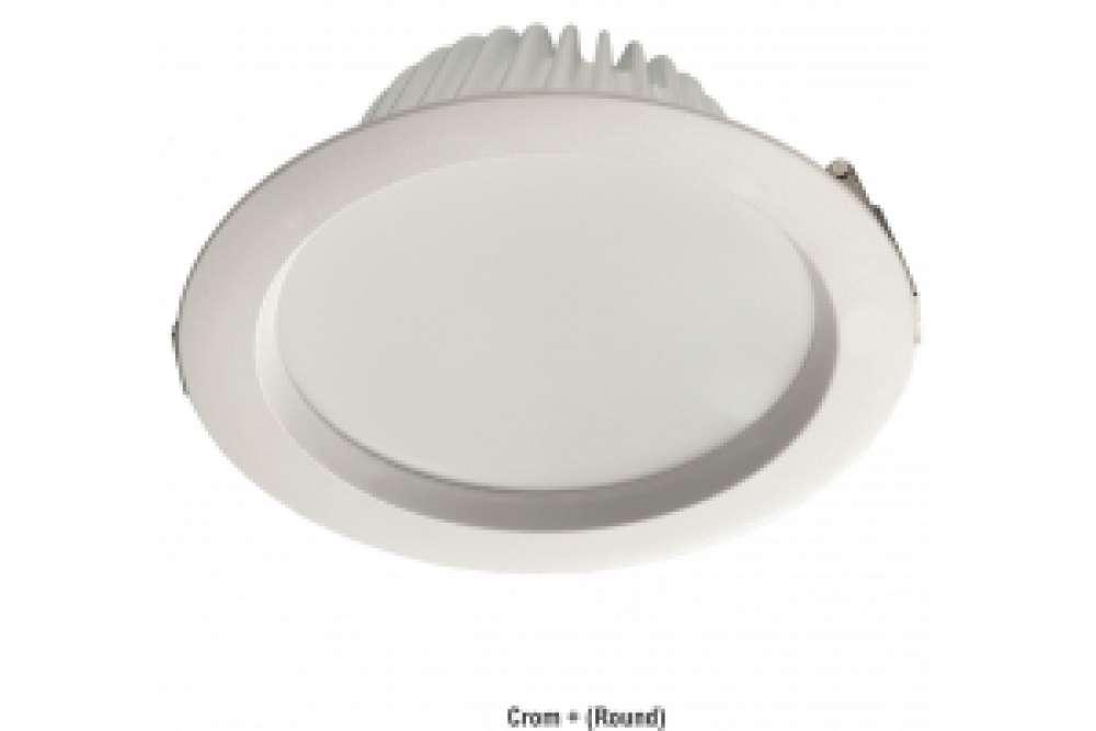 18W LED downlighter