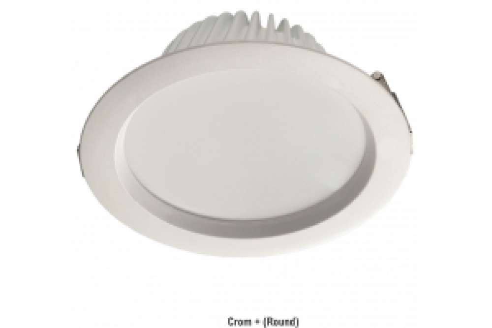 12W LED downlighter