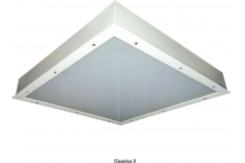 50W LED luminaire