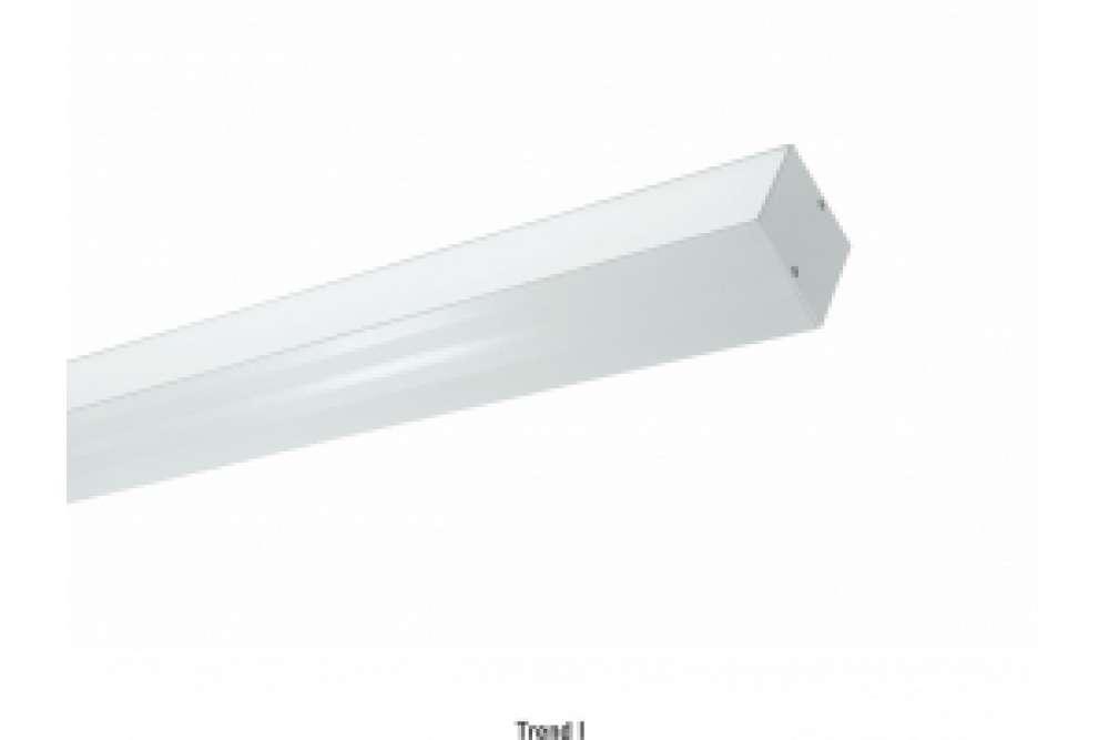 80W LED luminaire