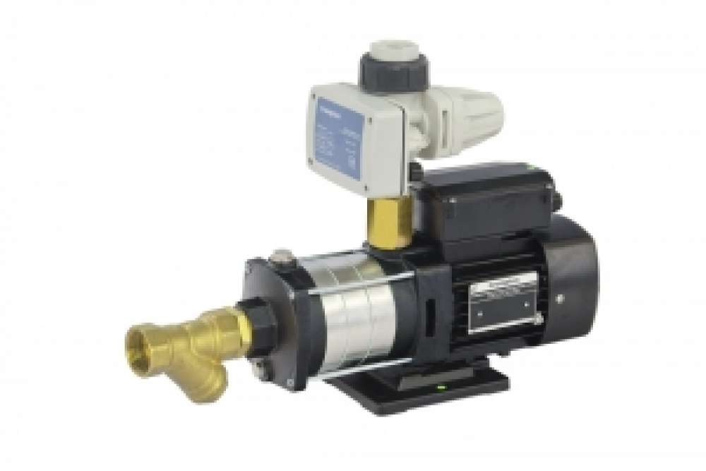 Single Phase 1.5 HP Pump Booster