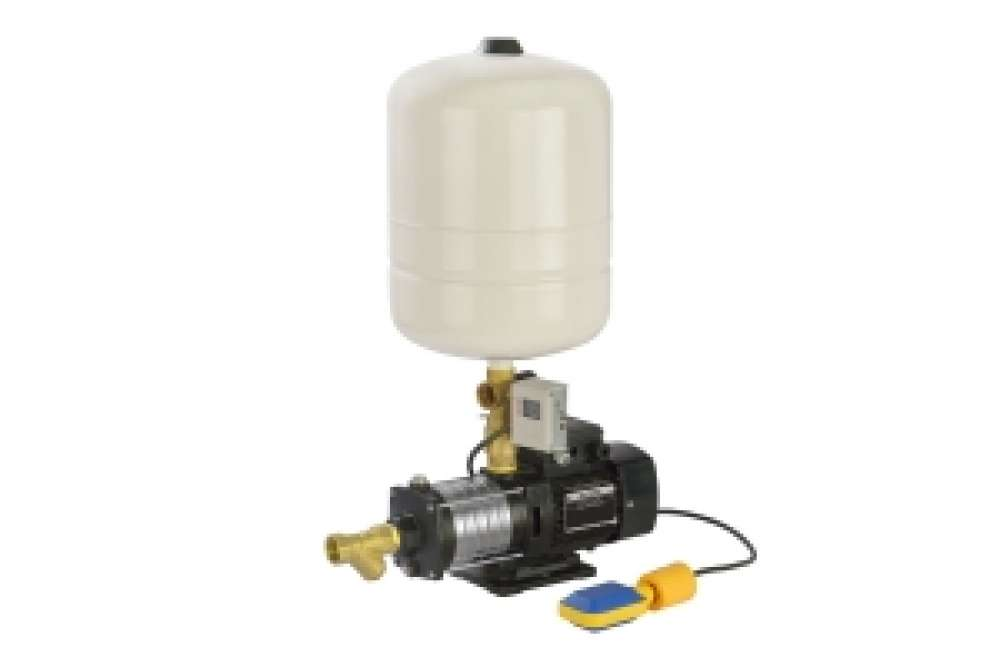 Single Phase 1 HP Pump Booster