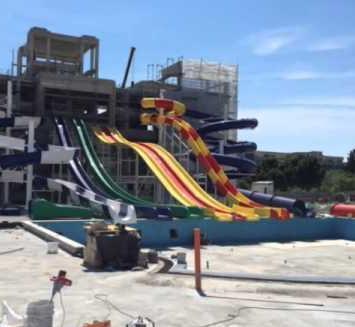 Water Park Construction Service