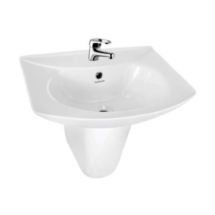 Pedestal - Half Wash Basin
