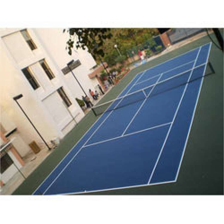 Synthetic Acrylic Sports Flooring