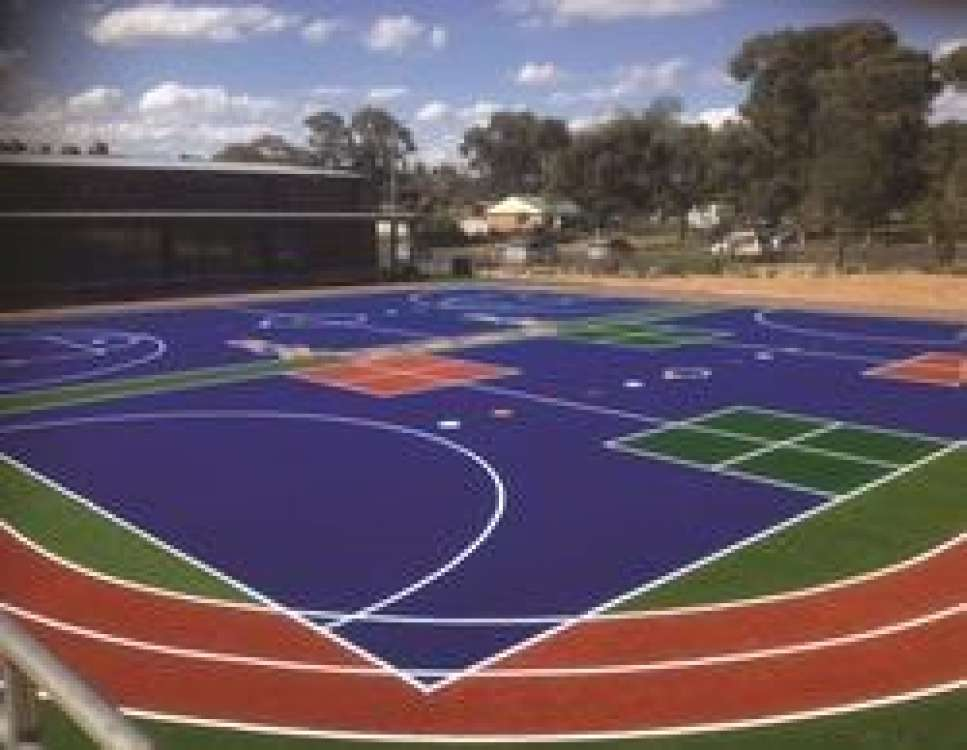 Multi Purpose Playground Turf