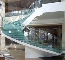 Spiral Handrail