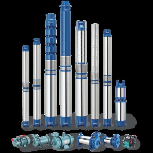 1.5 HP submersible pump