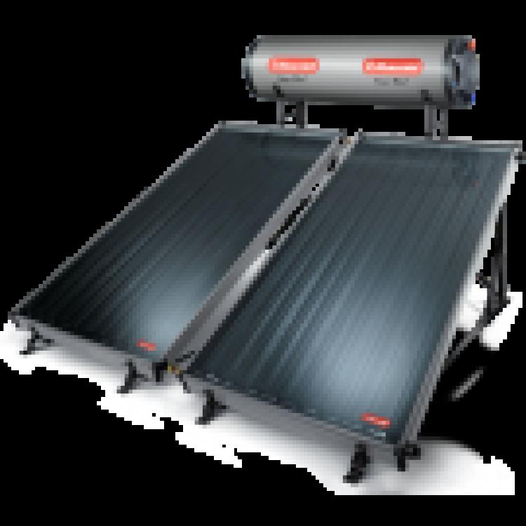 Solar Domestic Water Heater