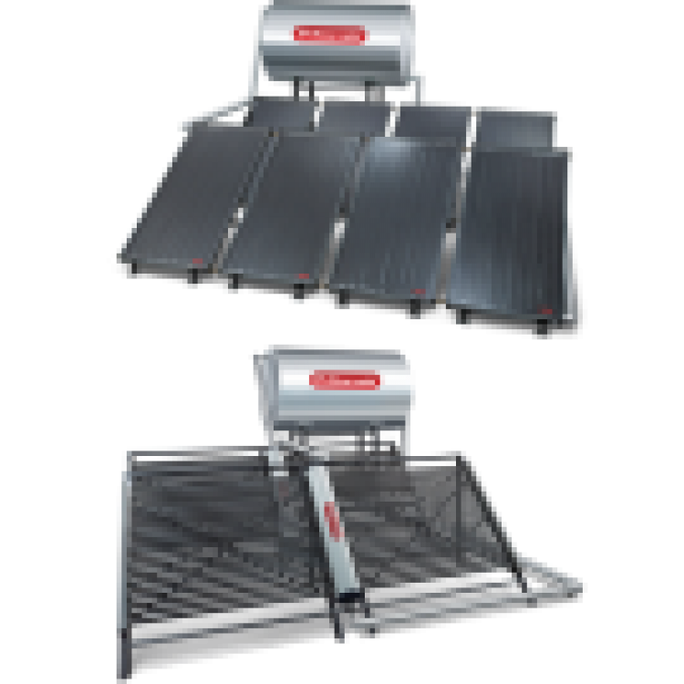 Solar Commercial Water Heater