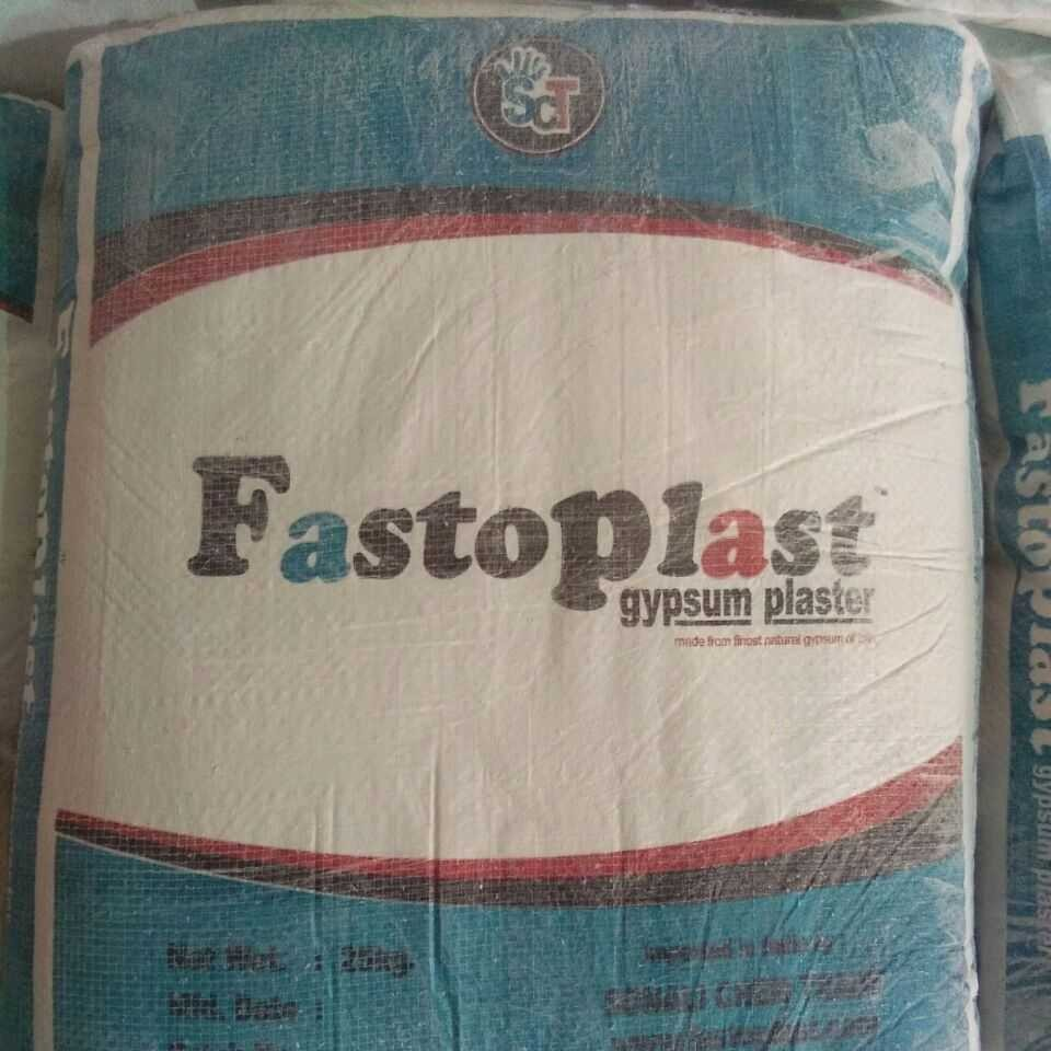 High Grade Gypsum Plasters