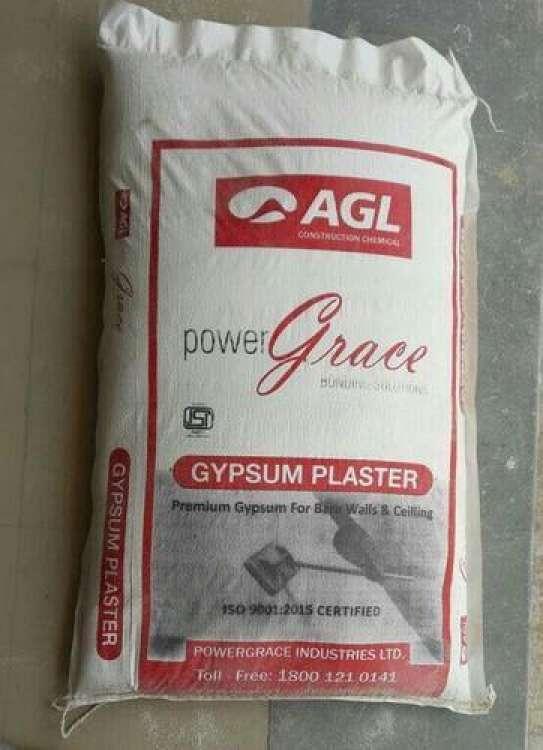 AGL Gypsum Plaster