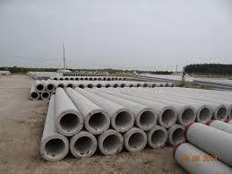 Spun Concrete Poles