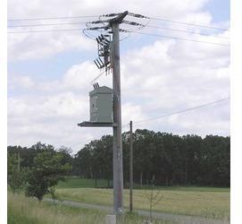 9m RCC Poles