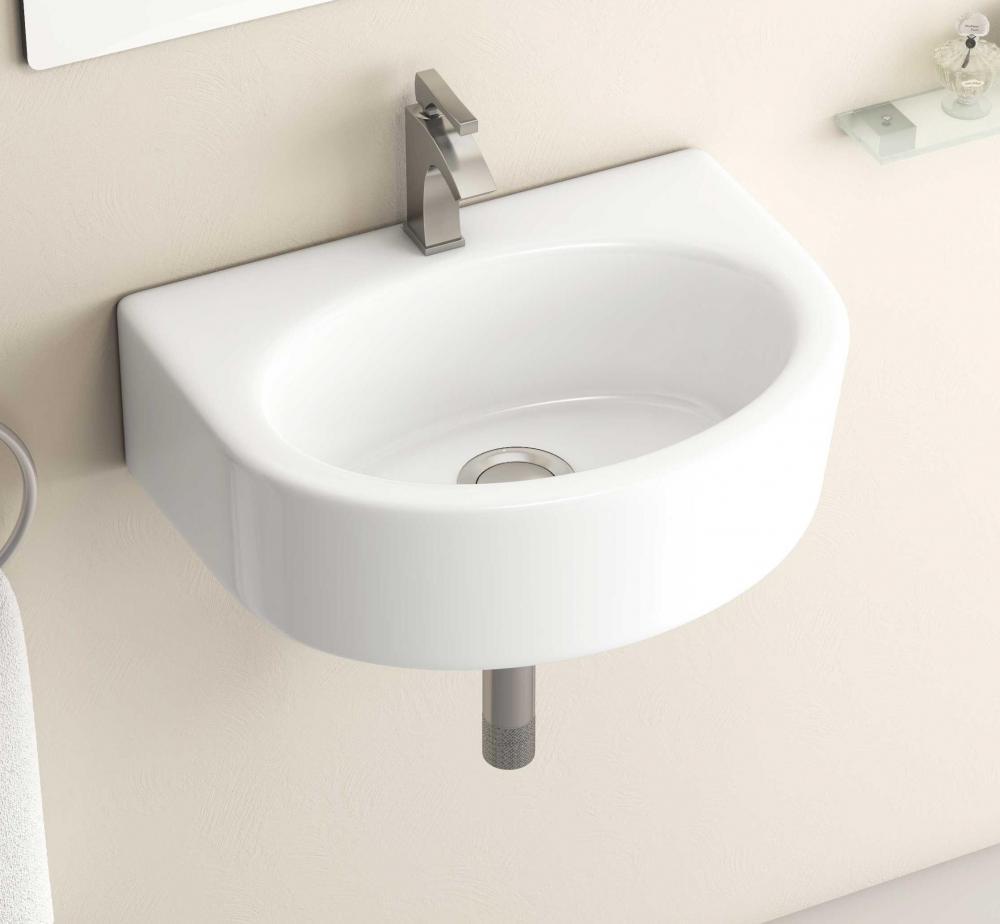 Wall hung basins