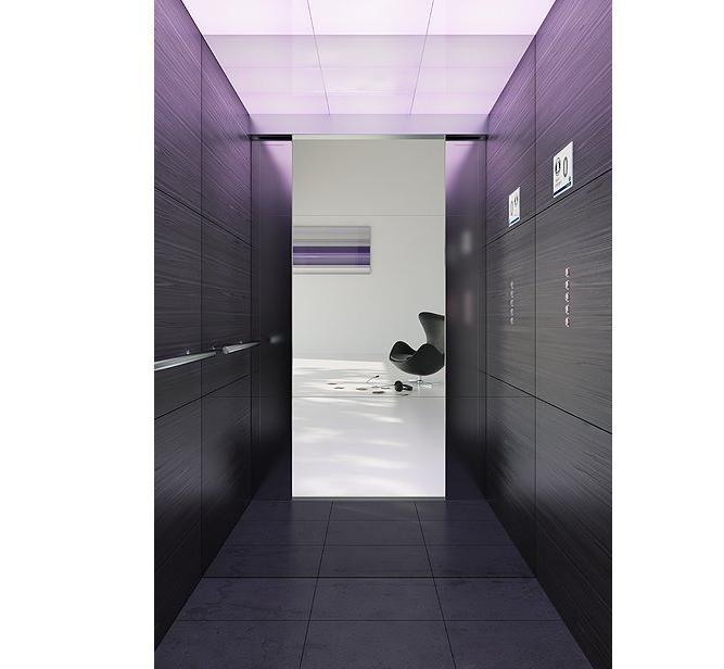 Gearless Home Elevator