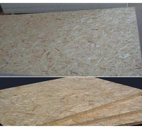 Exterior Oriented Strand Board