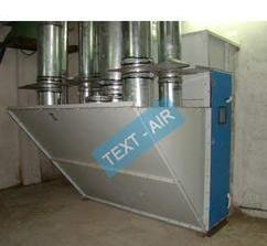 Spinning Mills Central Waste Collection System