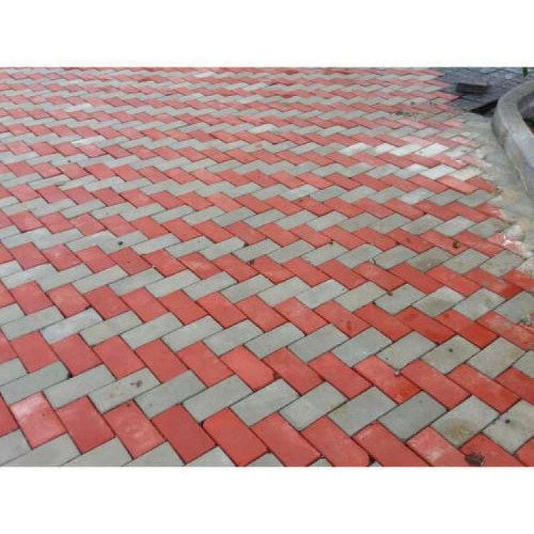 Parking Tiles Block