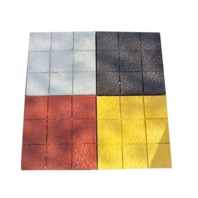 Square Rubber Mould