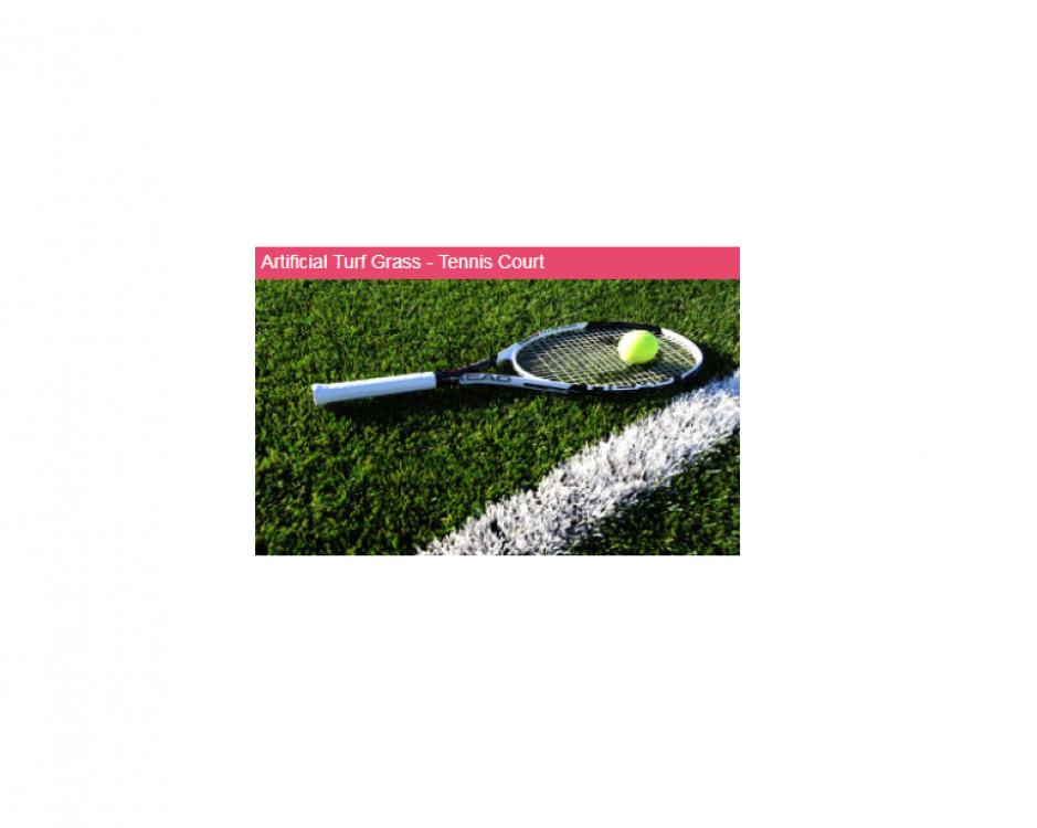 Outdoor Spaces artificial grass