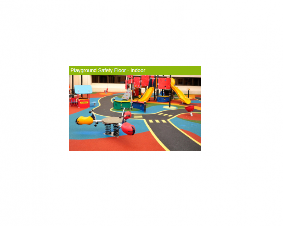 Playground  Indoor Floor